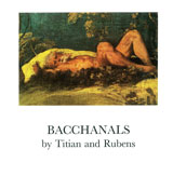Bacchanals by Titian and Rubens Papers given at a symposium in Nationalmuseum, Stockholm, March 18-19, 1987 av Görel Cavalli-Björkman