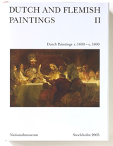 Dutch and Flemish Paintings II Dutch Paintings c. 1600-c. 1800 av Görel Cavalli-Björkman