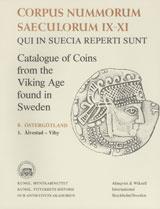 Corpus Nummorum, 8. Östergötland 1 : Catalogue of Coins from the Viking Age found in Sweden av Brita Malmer