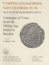 Corpus Nummorum, 3. Skåne 4 : Catalogue of Coins from the Viking Age found in Sweden av Brita Malmer
