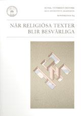 När religiösa texter blir besvärliga