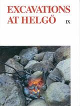 Excavations at Helgö IX