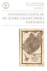 Nationalutgåva av de äldre geometriska kartorna