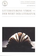 Litteraturens värde - Der wert der literatur