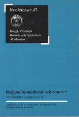 Regionala samband och cesurer