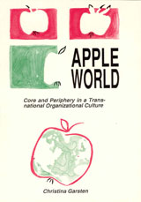 Apple World Core and Periphery in a Trans-national Organizational Culture