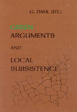 Green Arguments and Local Subsistence