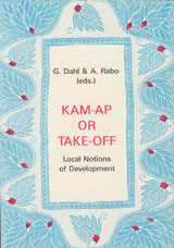 Kamp-Ap or Take-Off Local Notions of Development
