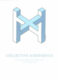 Collective Agreements A Crossroad Between Public Law and Private Law av Reinhold Fahlbeck
