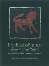 Prydnadssömmar under medeltiden