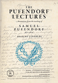 The Pufendorf Lectures