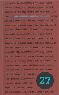 Statens konstråd årskatalog 27