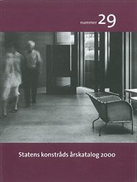 Statens konstråd årskatalog 29