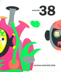 Statens konstråd årskatalog 38