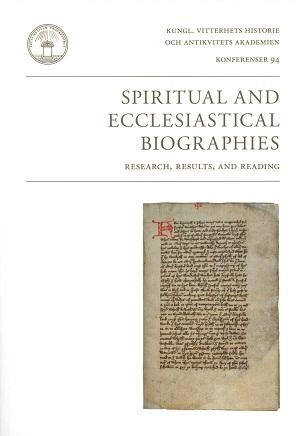Kungliga Vitterhetsakademien | Spiritual and Ecclesiastical Biographies