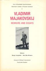 Vladimir Majakovskij Memoirs and essays av Bengt Jangfeldt