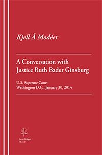 A Conversation with Justice Ruth Bader Ginsburg