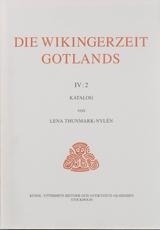 Die Wikingerzeit Gotlands IV:2