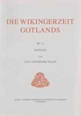 Die Wikingerzeit Gotlands IV:3