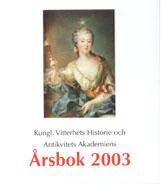 Årsbok 2003