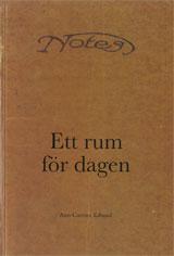 Ett rum för dagen En studie av två kvinnors dagboksskrivande i norrländsk jordbruksmiljö