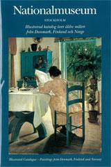 Illustrerad katalog över äldre måleri från Danmark, Finland och Norge