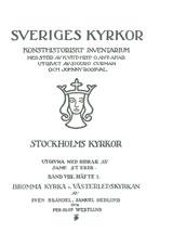 Stockholm VIII:1