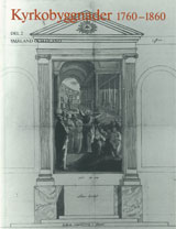 Kyrkobyggnader 1760-1860