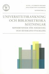 Universitetsrankning och bibliometriska mätningar