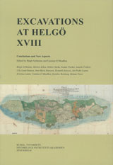 Excavations at Helgö XVIII