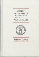 Årsbok 2007