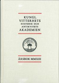 Årsbok 2013