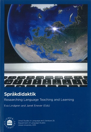 Språkdidaktik Researching Language Teaching and Learning