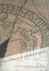 Historia och språkhistoria