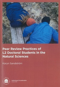 Peer Review Practices of L2 Doctoral Students in the Natural Sciences