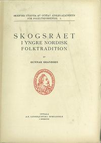 Skogsrået i yngre nordisk folktradition