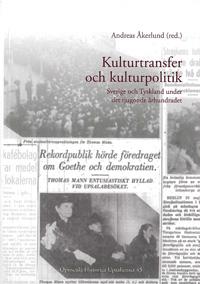 Kulturtransfer och kulturpolitik
