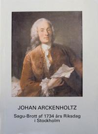 Johan Arckenholtz