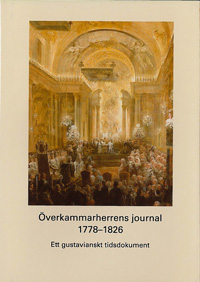 Överkammarherrens journal 1778-1826