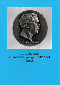Gösta Bagges minnesanteckningar 1939-1941 del 2