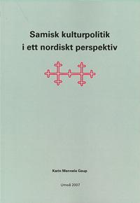 Samisk kulturpolitik i ett nordiskt perspektiv