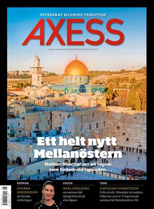 Axess NR 8 2018