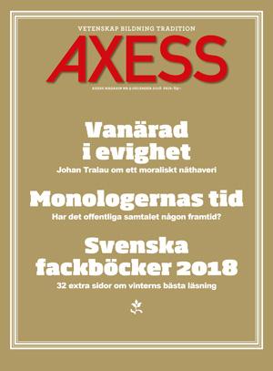 Axess NR 9 2018