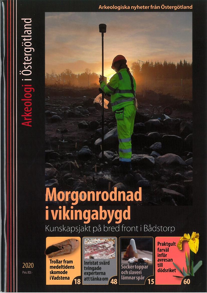 Arkeologi i Östergötland 2020