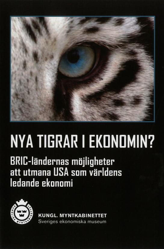 Nya tigrar i ekonomin?