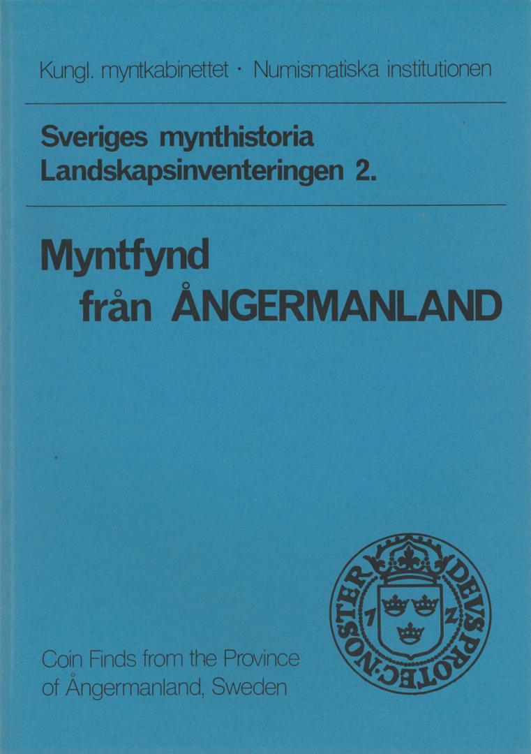Myntfynd från Ångermanland
