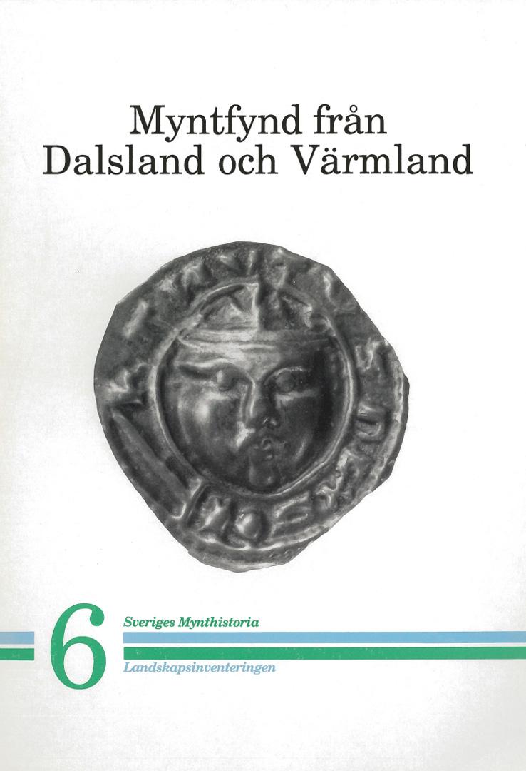 Myntfynd från Dalsland och Värmland