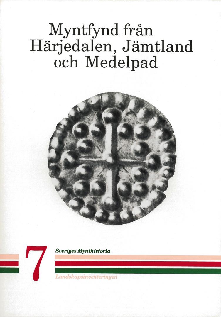 Myntfynd från Härjedalen, Jämtland och Medelpad