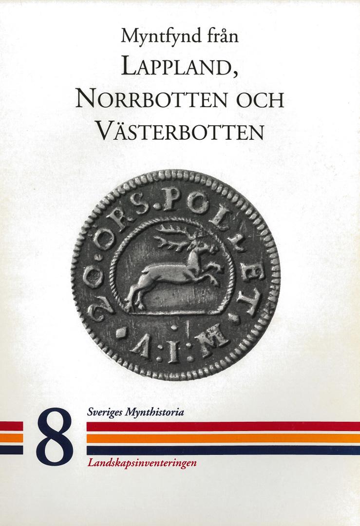 Myntfynd från Lappland, Norrbotten och Västerbotten
