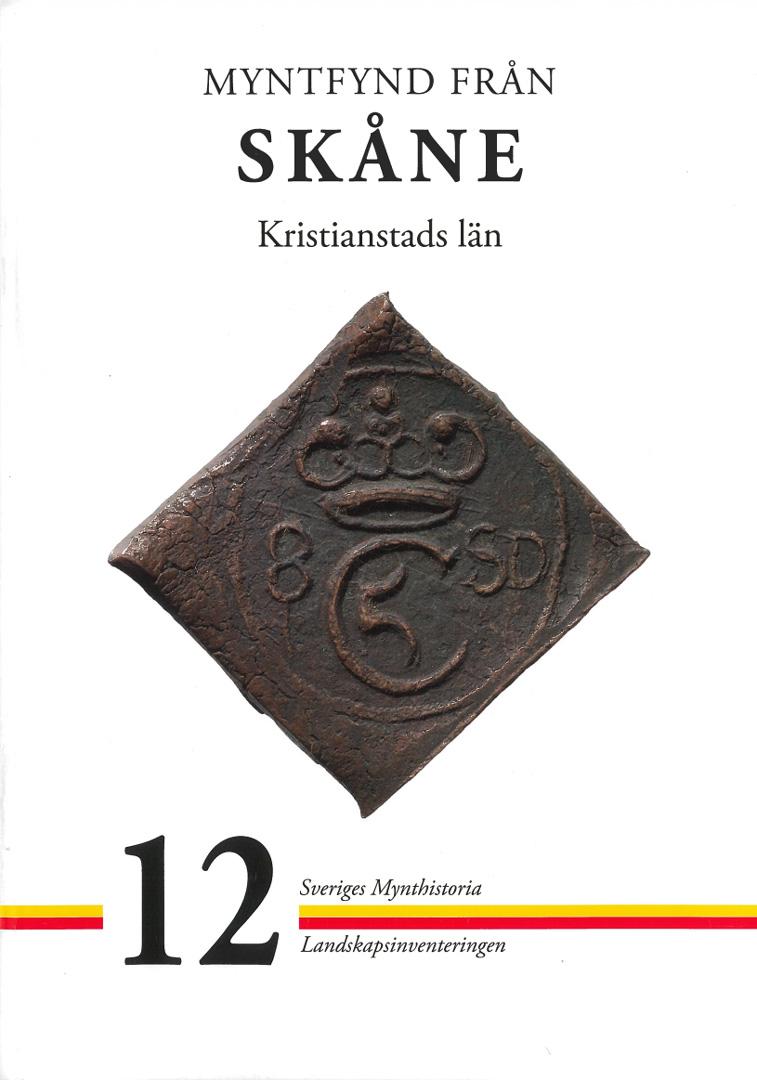 Myntfynd från Skåne Kristanstads län